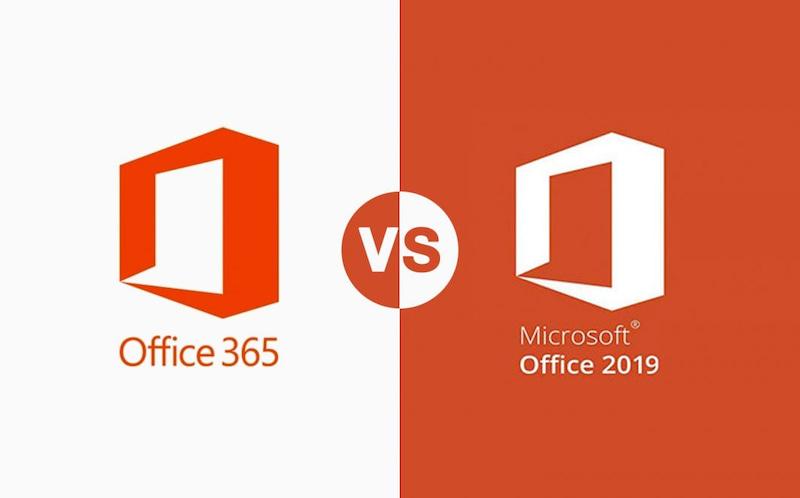 Office2019とOffice365の違いを完全に説明! 何に注意すべきか?-1