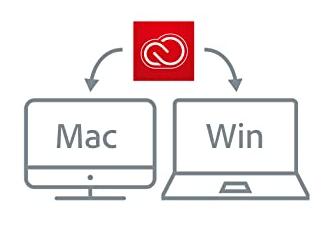 Adobe Creative Cloud コンプリート|Windows/Mac対応 2台用|オンラインコード版-1